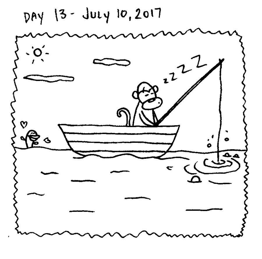 Day 13, Just draw stuff