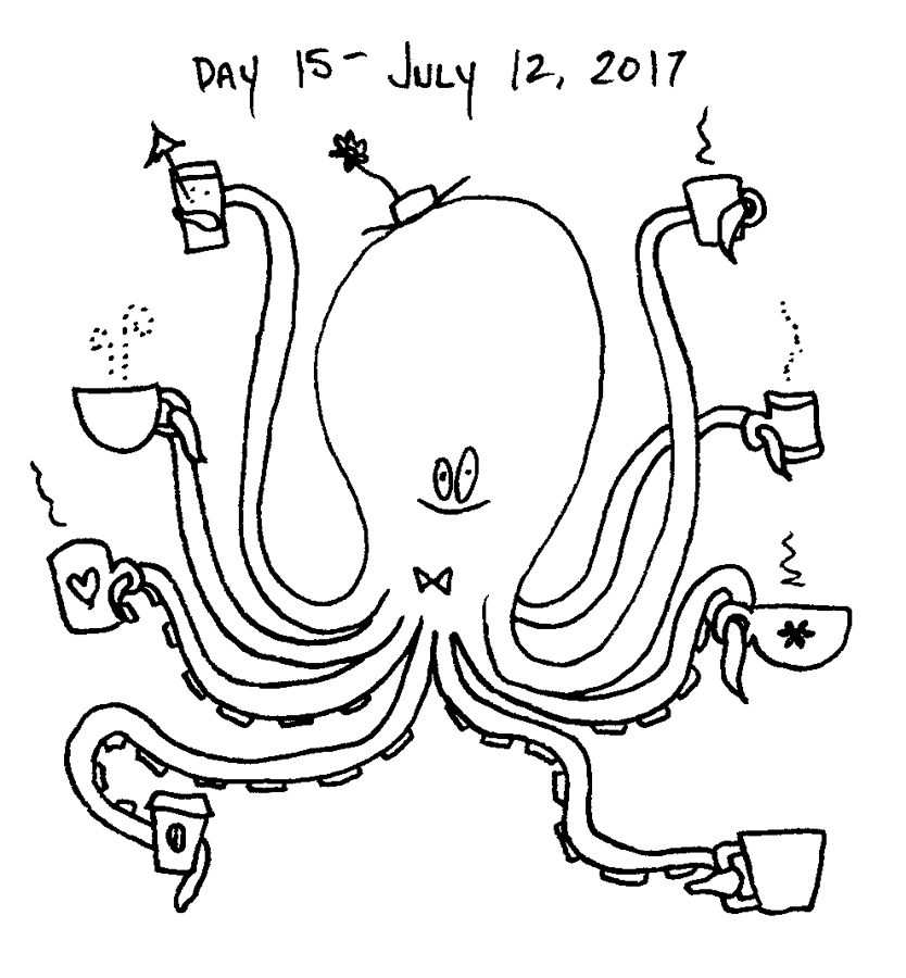 Day 15, Just draw stuff