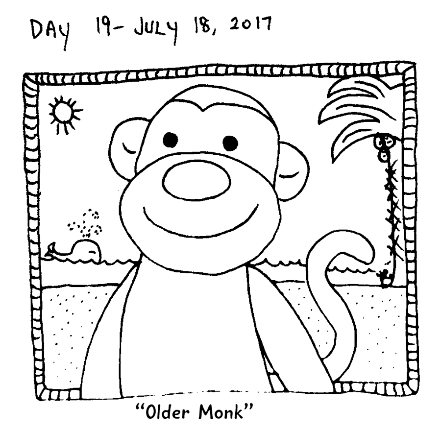 Day 19, Just draw stuff